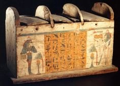 Mysterious Ancient Egyptian Coffin Texts from 2350 BC