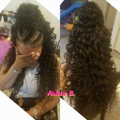 53 Box Braids Hairstyles That Rock - Hairstyles Trends Weave Ponytail Hairstyles, Crochet Braids Hairstyles, Braided Ponytail, Girl Hairstyles, Black Girl Braids, Braids For Black Hair, Girls Braids, Cabello Afro Natural, Curly Hair Styles