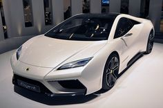 The latest Lotus Esprit boasts a twin-turbo, 5.0-liter V8 and close to 650 hp.