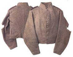 John Royal Blair of the Richmond Howitzers type 2 Richmond Depot jacket
