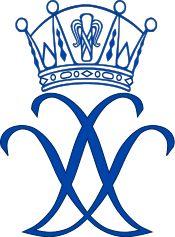 Monogram for Crown Princess Victoria of Sweden