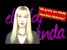 """Los Errores Más Comunes en Inglés  AP- ¿Cómo se dice MI PROFE ME PONE MUCHOS DEBERES?  No es: """"My teacher PUTS us a lot of homework!"""" 😅  Watch the video y verás cómo se dice!!   https://youtu.be/nj71AyUyhlM"""