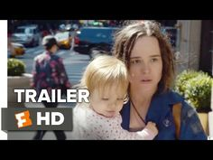 Tallulah Official Trailer 1 (2016) - Ellen Page Movie - YouTube