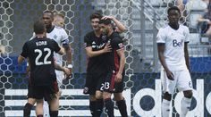 COMMERCE CITY, Colo.(AP) — Kortne Ford scored his first career goal and Tim Howard made it stand with his 24th MLS shutout in the Colorado Rapids' 1-0 victory over Sporting Kansas City on Saturday night. Ford got his head on Shkelzen Gashi's free kick into the box, guiding it into the corner in...