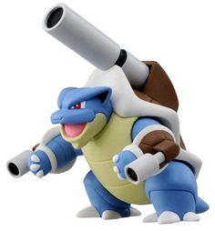 Takaratomy SP-17 Official Pokemon X and Y Mega Blastoise Figure