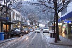 Queenstown, NZ (home)