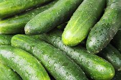 Mangez des concombres aussi souvent que possible - ce légume élimine les toxines et est idéal pour les cheveux et la peau - Santé Nutrition