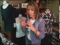 Silhouette Patterns - Sheers for Spring! - YouTube