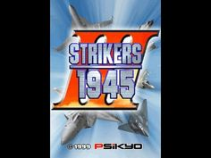 Strikers 1945 III - A Hysteric Woman Goes Over the Sun (Remix)