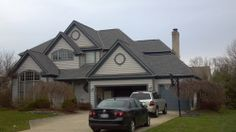 Gaf Timberline Hd Shingles In Pewter Gray Our Roofing