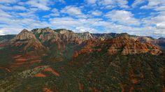 Drone video of Sedona, Arizona #drone #video #dronevideo #fromwhereidrone