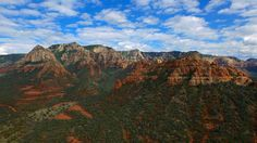 Drone video of Sedona, Arizona #drone #video #dronevideo #fromwhereidrone