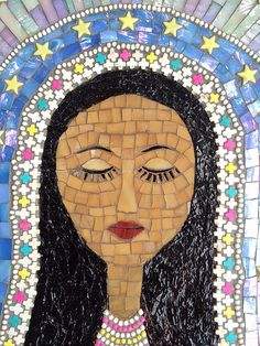 Our Lady of Guadalupe | by Elsieland Mosaics