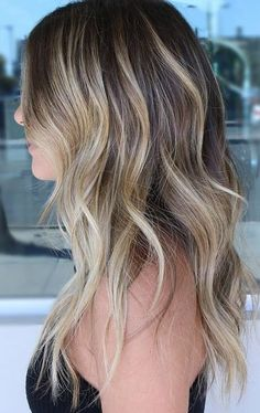 Balayage & Root Shadow. Color by @lauren_kennethbrown Filed under: Hair Color, Hair Styles, Hair Stylists Tagged: balayage, beauty, bronde, hair, hairstyles, highlights, style, trends