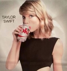 Taylor Swift has been pivotal in the Diet Coke campaign. Coke was brilliant to partner with one of the top grossing pop stars to further their Diet Coke campaign.