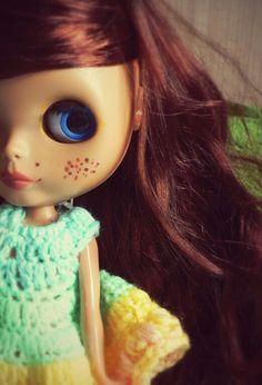 Mistery Blythe doll