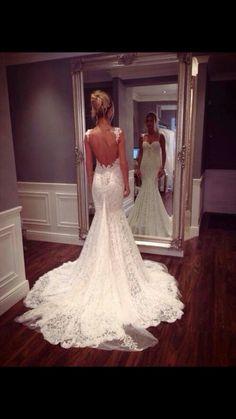 Yes. #dreamdress #wedding #bride