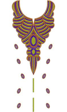 Serbian Clothing | Embroidery Design