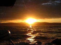 Coastal Sunset ©KelsieCardio