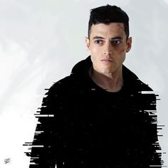 Elliot Alderson ~ Mr. Robot by rabbitran