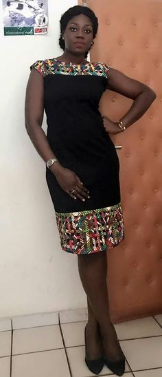 Classy Ankara Wears To Inspire You This Weekend - WearitAfrica Short African Dresses, Latest African Fashion Dresses, African Print Dresses, African Print Fashion, Africa Fashion, African Prints, African Attire, African Wear, African Women