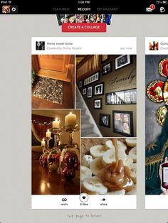 Bazaart: Create & Share Visually Appealing Collages Out Of Your Pinterest Images [iPad] #makeuseof #bazaart