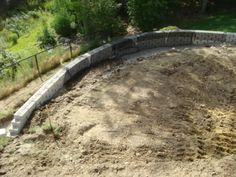 1000 Images About Sloped Backyard On Pinterest