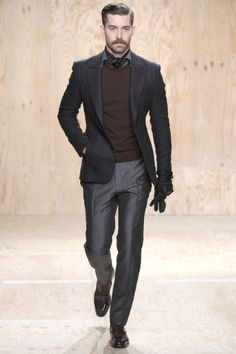 Berluti - Men Fashion Fall Winter 2014-15 - Shows - Vogue.it