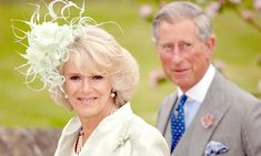 Arriving with husband of one year Prince Charles, Duchess Camilla could not have looked more proud to be seeing her only daughter marry her true love.    Photo: Getty Images
