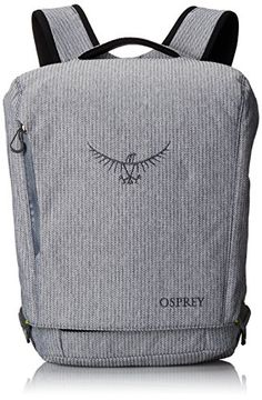 Osprey Packs Pixel Port Daypack Spring 2016 Model Grey Herringbone   Check  out the image by 3a4cd59a58