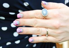 The Color Smear Manicure: No-Skill-Needed Nail Art That Looks Amazing Every Time | xoVain