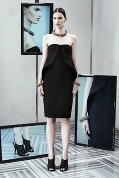 Balenciaga Resort 2014 - Review - Fashion Week - Runway, Fashion Shows and Collections - Vogue