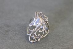 Vintage Unicorn Ring / Unicorn Ring / Vintage by SonderVintage, $25.00