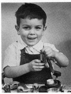 Young Syd Barrett