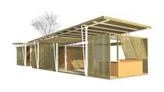 Bamboo Architecture, Architecture Design, Global Home, Shed Roof, Farm Stay, Forest House, Tiny House Design, Urban Design, Pavilion