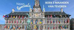 Reis voor slechts € 19,- vanaf elk station in Nederland naar deze fantastische Belgische bestemming!