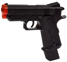 Spring World Tech Arms Defender 45 FPS-300 Airsoft Pistol