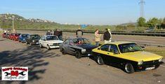 Opel Kadett C 2,0 2,4 GTE coupe limo city caravan tuning meet meeting auto treffen Oldtimer Stuttgart kaiserslautern Fahrt roadtrip convoy konvoi Kolonne car guys gearhead