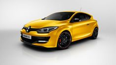 Renault Mégane R.S. - Wygląd zewnętrzny