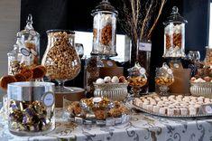 Gold Candy Buffet   BMC-Company-Party-Candy-Dessert-Buffet-Sweet-Event-Design-14   Flickr ...