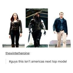Wait.. it's not america's next top model??.... My whole life is a lie.... XD