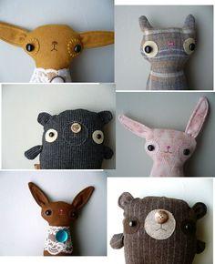 hand made cuties