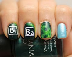 Breaking Bad Nails
