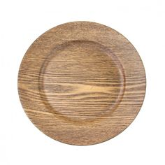 Walnut™ Faux Wood Charger Plates [424213]  Wholesale Wedding Supplies Discount Wedding  sc 1 st  Pinterest & Spectacular Wedding Charger Plates - Wholesale charger plates for ...