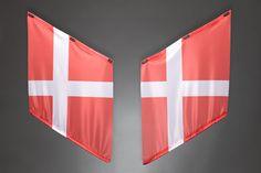 Fahnen   Armfahnen   flags   armflags   Fanartikel   Merchandising   Dänemark, Denmark für 14,95 Euro