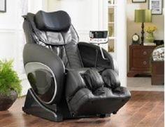 Cozzia 16027 Feel Good Series Shiatsu Massage Chair