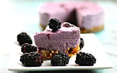<p>Simple and straightforward, this recipe is based on nuts and dates so you can indulge and stay healthy. Dates give this dessert a rich sweetness, while the blackberries and lemon balance it with a refreshing fruity and citrus zest. </p>