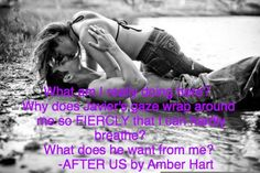 After Us book quote  #SexyBooks #BookQuotes #BeforeYou #AfterUs #AmberHart #BookLove #BeforeandAfterSeries #Melissa #Javier #Teens #YoungAdult #WeNeedDiverseBooks