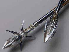 Heretic Composite Bow Arrows 2