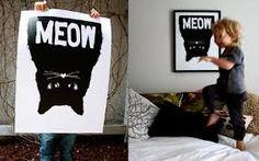 upside down cat meow - Google-Suche